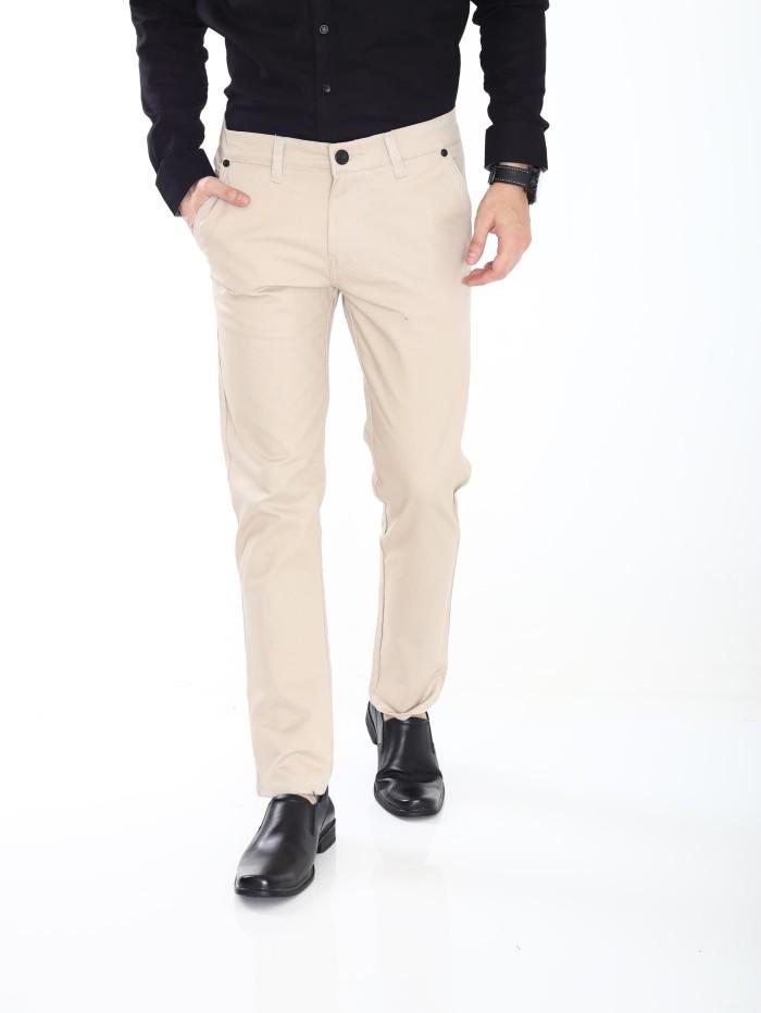 Foto Produk Celana Long Chino Basic Cream - Ivory, 29 dari ZNB Official