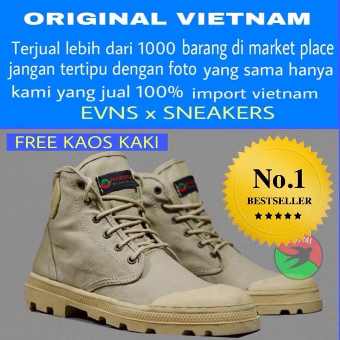 Jual SEPATU BOOTS MOOFEAT PALLADIUM ORIGINAL NEW - queen sneakers ... caaf873cef