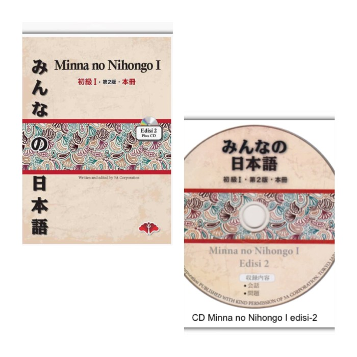 listening minna no nihongo 1 romanji