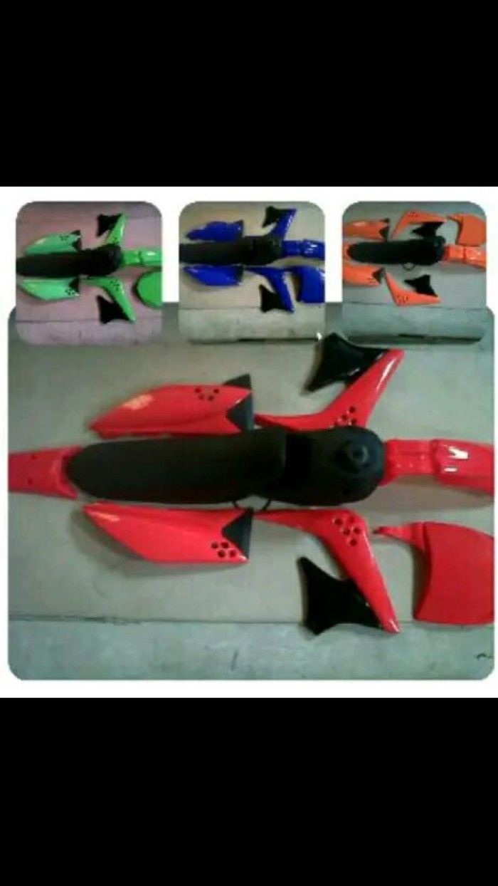 harga Body klx 150/bodi klx 150/body full set klx 150/body motor cross klx Tokopedia.com