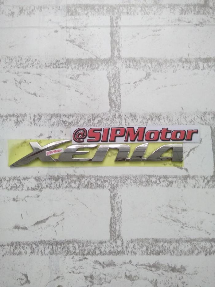 Foto Produk Emblem Logo Tulisan Xenia Great All New dari SIPMotor