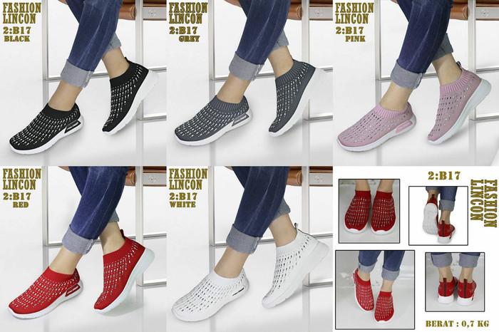 harga Sepatu merek lincon murah batam Tokopedia.com