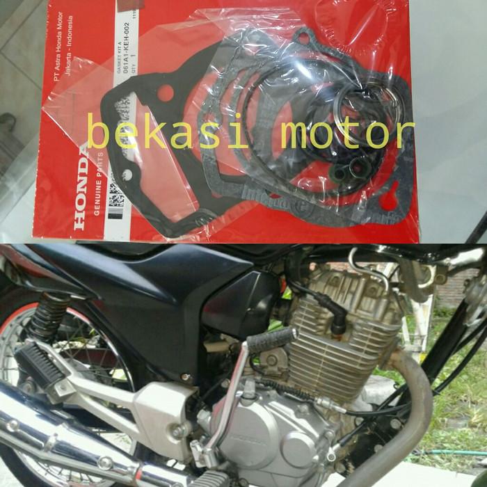 harga Gasket packing paking topset honda tiger phantom pro neotech megapro Tokopedia.com