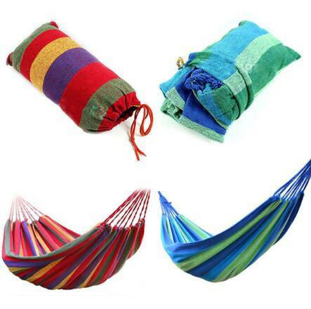 harga Hammock colorful / kasur gantung camping single series Tokopedia.com