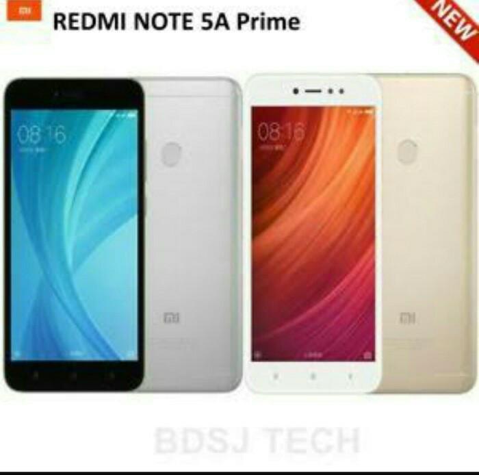 Jual Hp Xiaomi Redmi Note 5a Prime Xiaomi Mi 5 A Ram 3 32gb Gold Grey Emas Jakarta Pusat Wahana Mobile Tokopedia