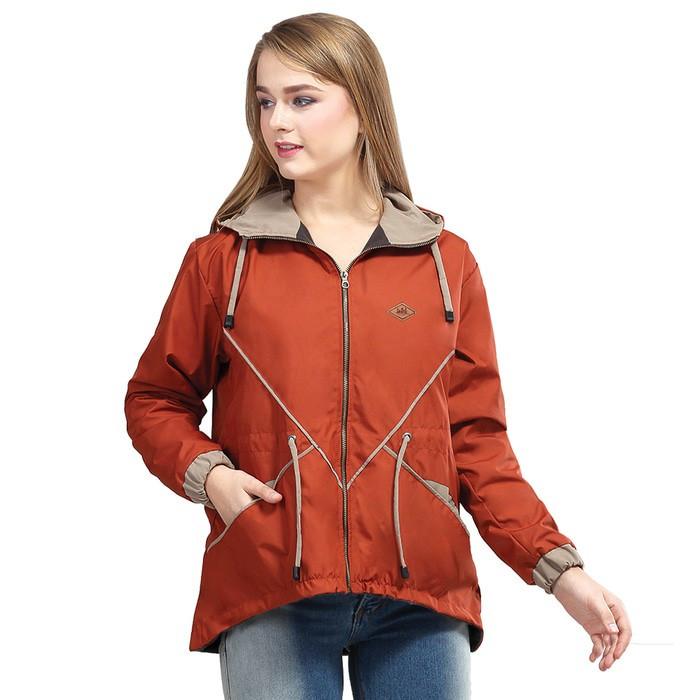 harga Terbaru - jaket hoodie wanita warna orange - jaket cewek murah fic  Tokopedia.com a409053d98