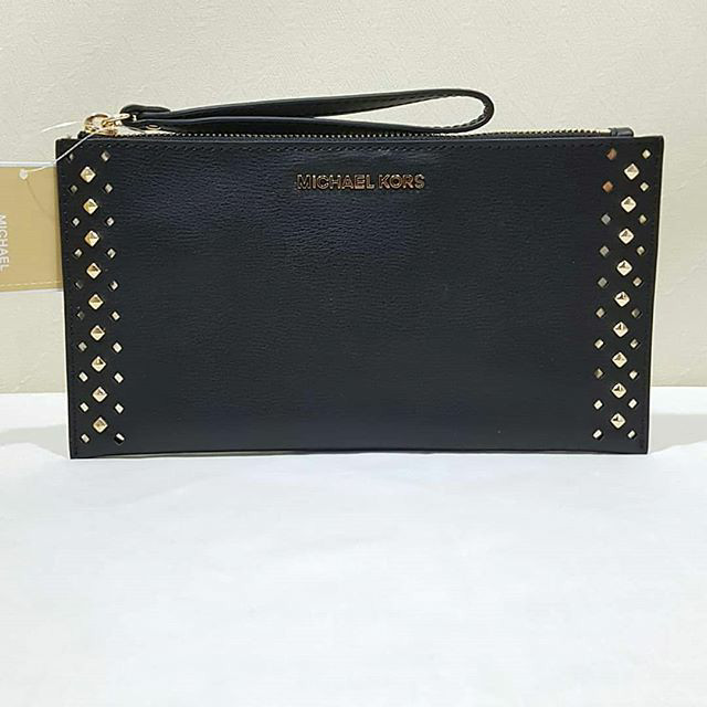 a157c58f3aa3 Jual Dompet Michael Kors original - Mk jet set travel large zip ...