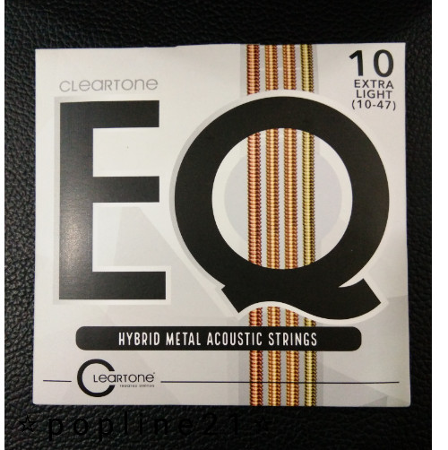 harga Senar gitar akustik cleartone eq hybrid metal 10-47 Tokopedia.com