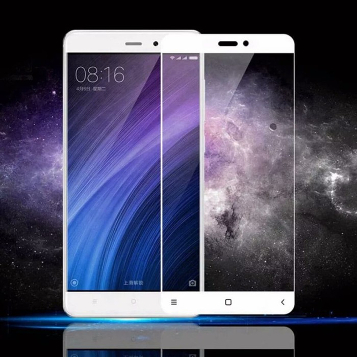 Xiaomi Redmi 3 3s 3 Pro Tempered Glass Color Warna - Emas
