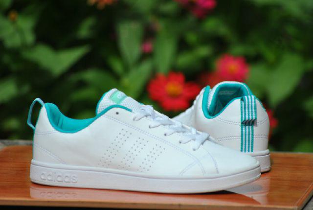 sale adidas neo advantage white tosca fdf16 065a8; discount sepatu adidas neo advantage tosca original bnwb indonesia 995bd c1eef