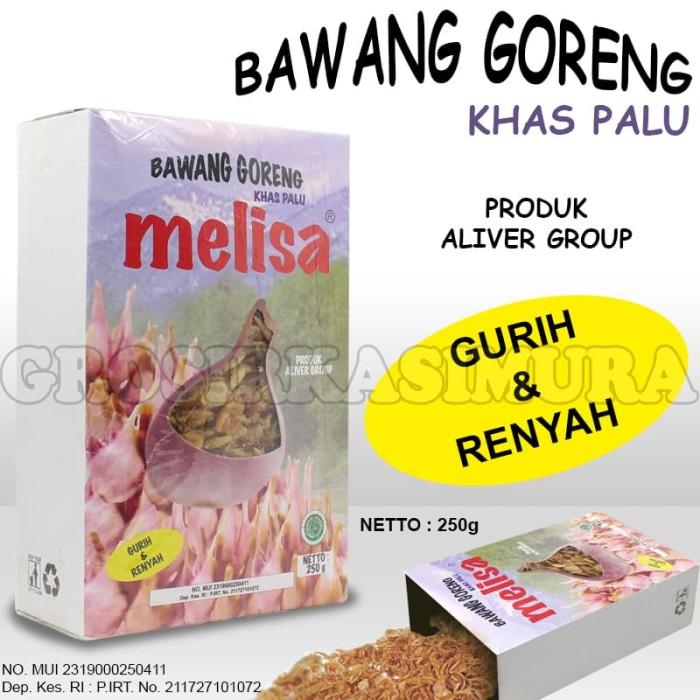 harga Bawang goreng khas palu - gurih & renyah 250g Tokopedia.com