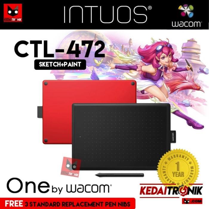 Info Wacom One Ctl 472 Hargano.com