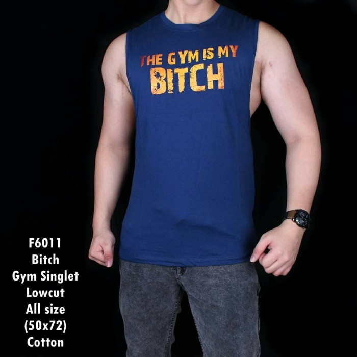 harga Kaos singlet pria sport olahraga a463 Tokopedia.com