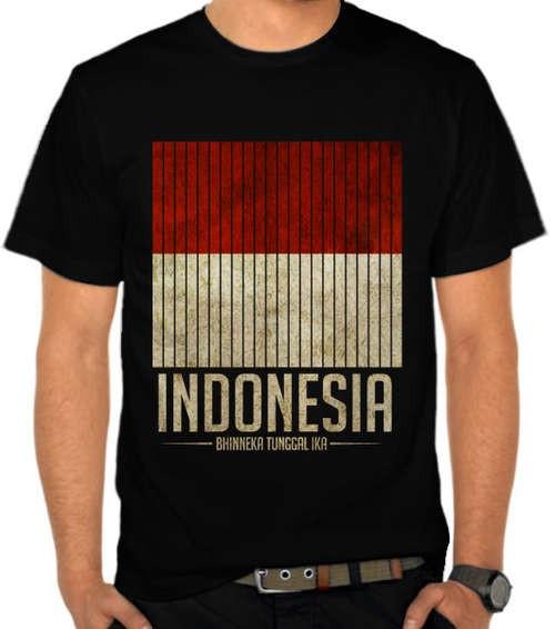 harga Kaos indonesia - bhinneka tunggal ika 4 (nmhn9) Tokopedia.com