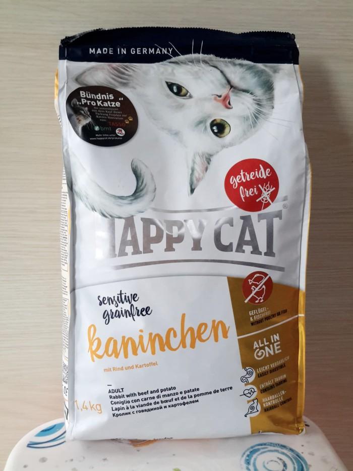 harga Happy cat la cuisine rabbit 1.4 kg Tokopedia.com