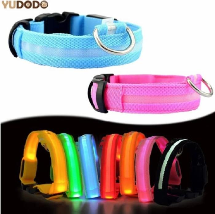 harga Kalung anjing - dog collar led size s Tokopedia.com