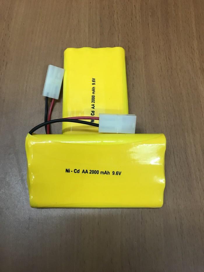 Foto Produk Baterai Batre 8 soket 2 9,6V untuk mobil remot dari nizam Guna Jaya2