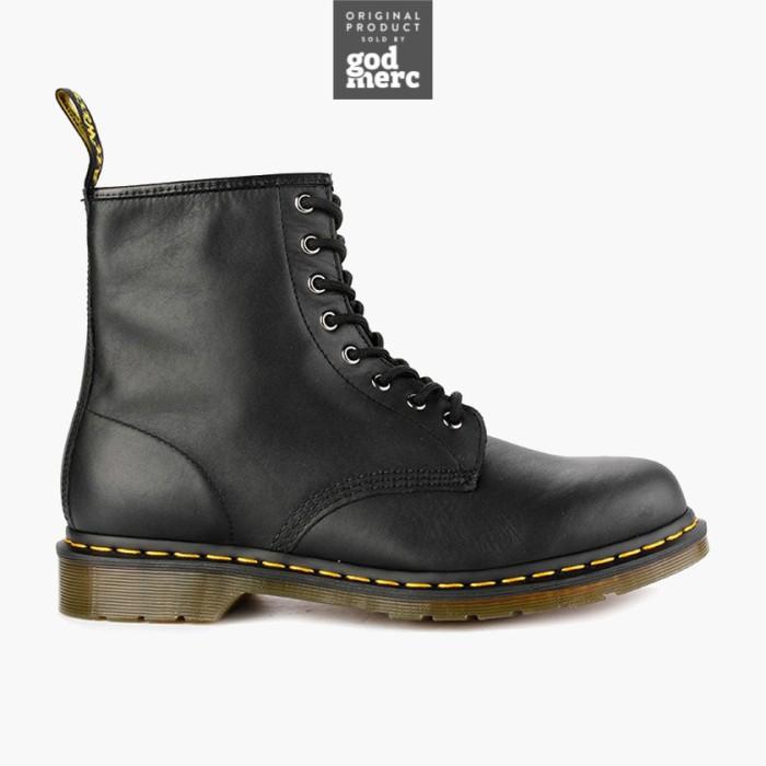 harga Original dr.martens 8 eye sepatu boot black Tokopedia.com