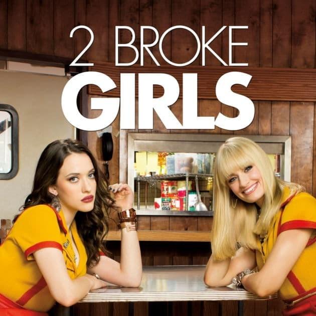 harga Dvd series tv barat 2 broke girls season 2 Tokopedia.com