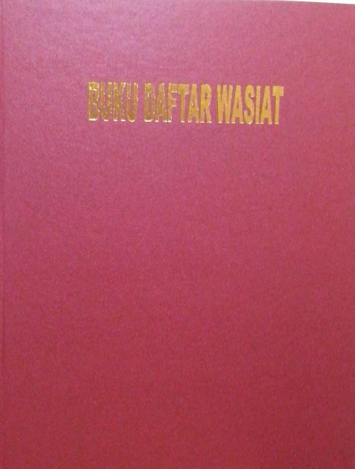harga Buku daftar wasiat Tokopedia.com