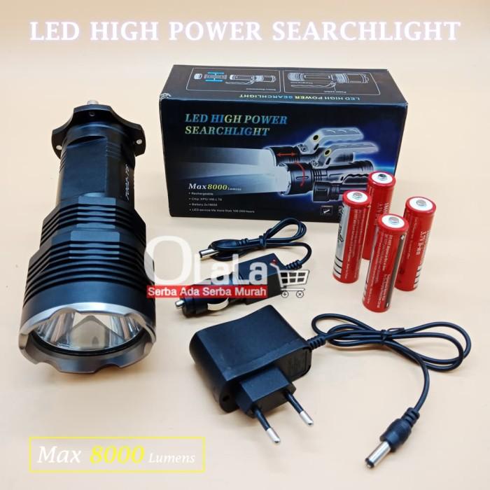 harga Produk berkualitas lampu senter cree led tg-7002 murah Tokopedia.com