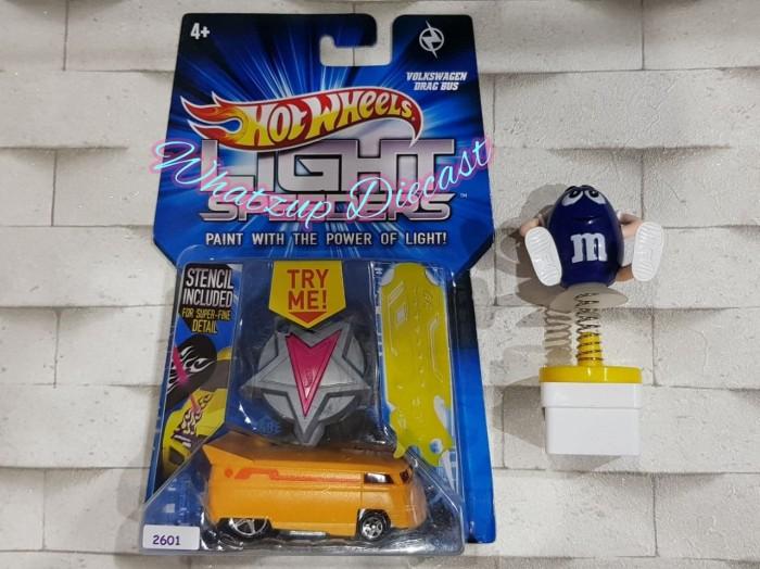 harga Hot wheels volkswagen drag bus (light speeders) - yellow Tokopedia.com