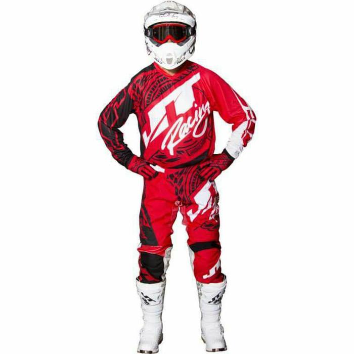 harga Motocross jersey set 028 Tokopedia.com