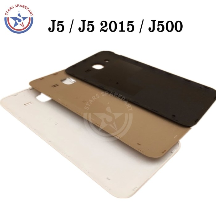 Backdoor Samsung Galaxy J5 / J5 2015 / J500 Back Cover Tutup Belakang - Putih