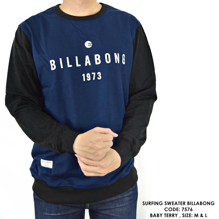 harga Sweater switer surfing billa bong billabong cowok pria Tokopedia.com