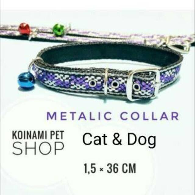 Kalung kucing anjing / collar kucing anjing / aksesoris anj
