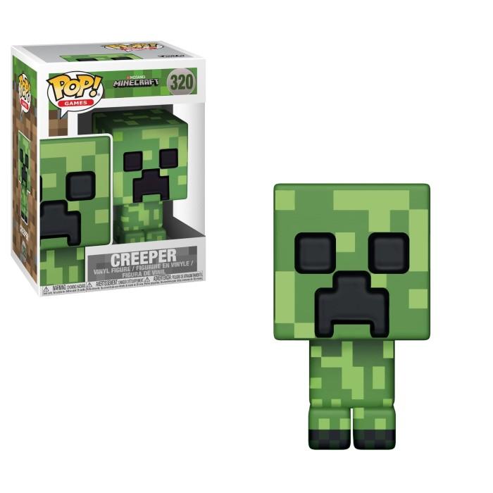 Funko pop! games: minecraft - creeper
