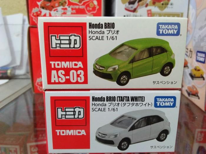 TOMICA HONDA BRIO PAKET 1