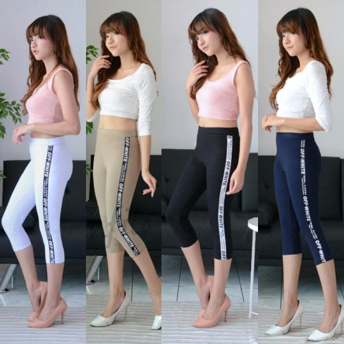 Jual Murah Celana Legging Fashion Wanita Kab Sleman Endrajid Tokopedia