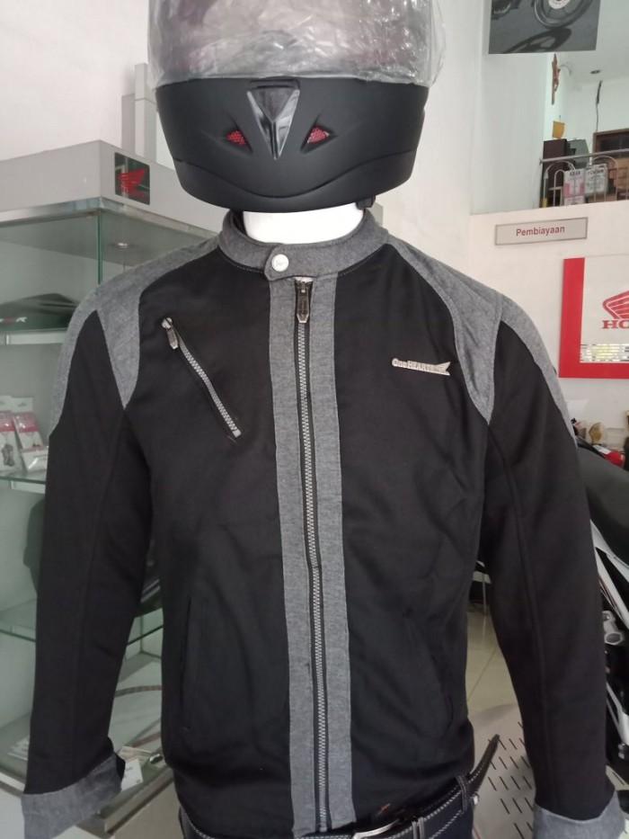 harga Jaket honda ori 100% bahan kain (cuci gudang) Tokopedia.com