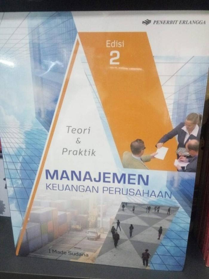 teori dan praktik manajemen keuangan perusahaan edisi 2