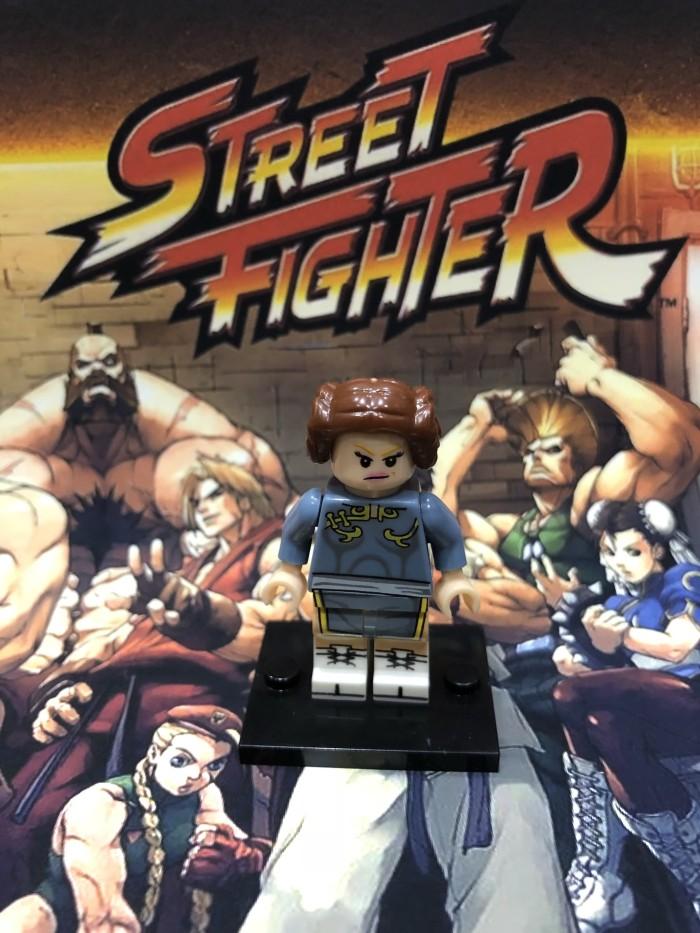 Jual Lego Kw Mini Figure Street Fighter Chun Li Kota Medan