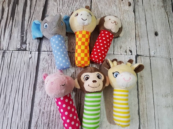 harga Mainan bayi rattle stick animal by baby grows animal/ baby toys hand Tokopedia.