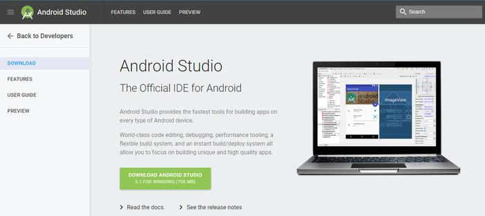 Foto Produk DVD Software Android Studio 3.1+ Windows dari Toko Buku Meidika