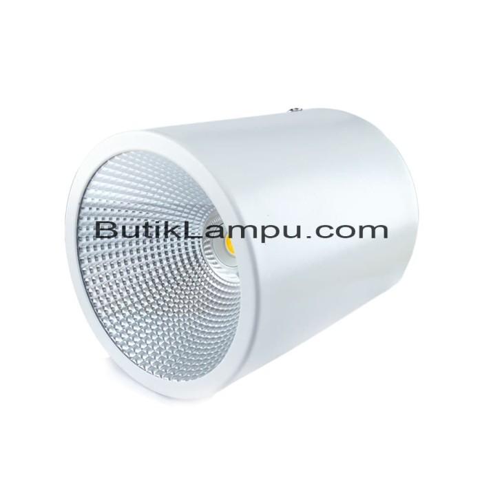 Foto Produk Downlight Outbow Led 8W 8watt Warm White FSS607 dari butiklampu