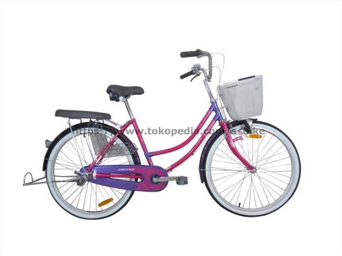 Indobike Spareparts Keranjang Sepeda Indobike Cari Harga Murah Source · Sepeda keranjang united class x 8