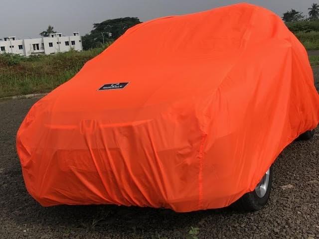harga Suzuki escudo  durable premium  tutup mobil/ car body cover blue - orange Tokopedia.com