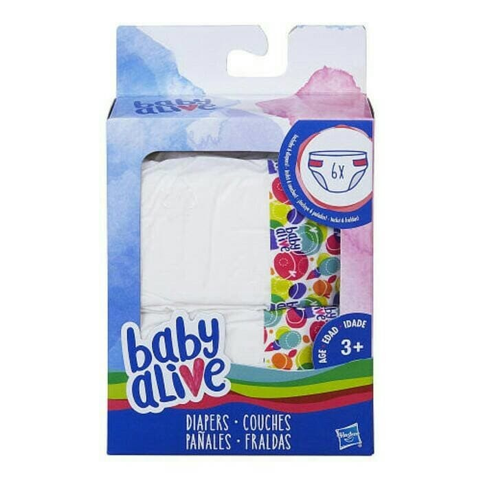 harga Baby alive diapers - popok diaper Tokopedia.com