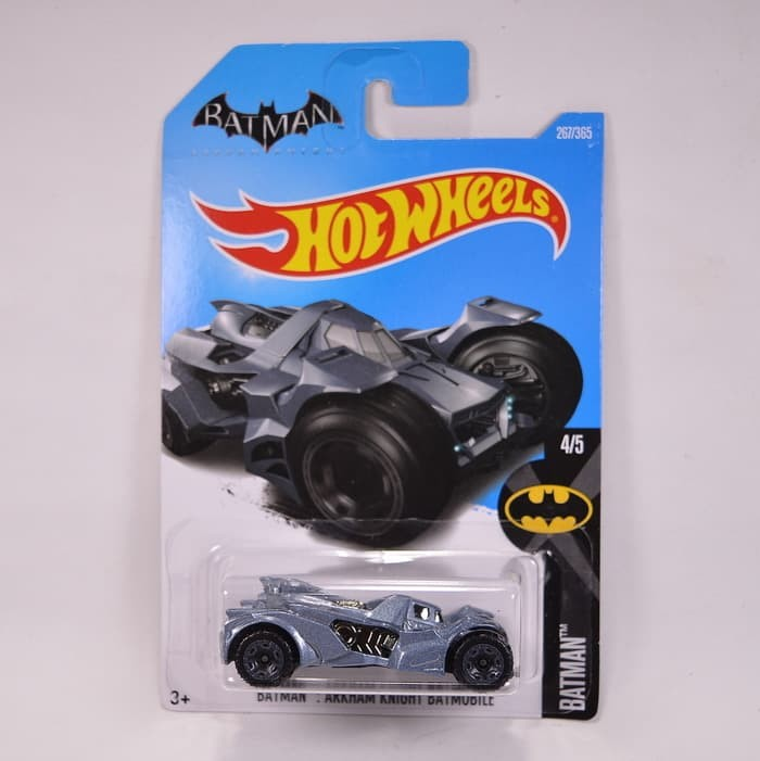 harga Die cast hotwheel batman arkham knight batmobile Tokopedia.com