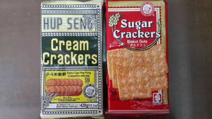 harga Hupseng sugar/cream crackers 428gr Tokopedia.com
