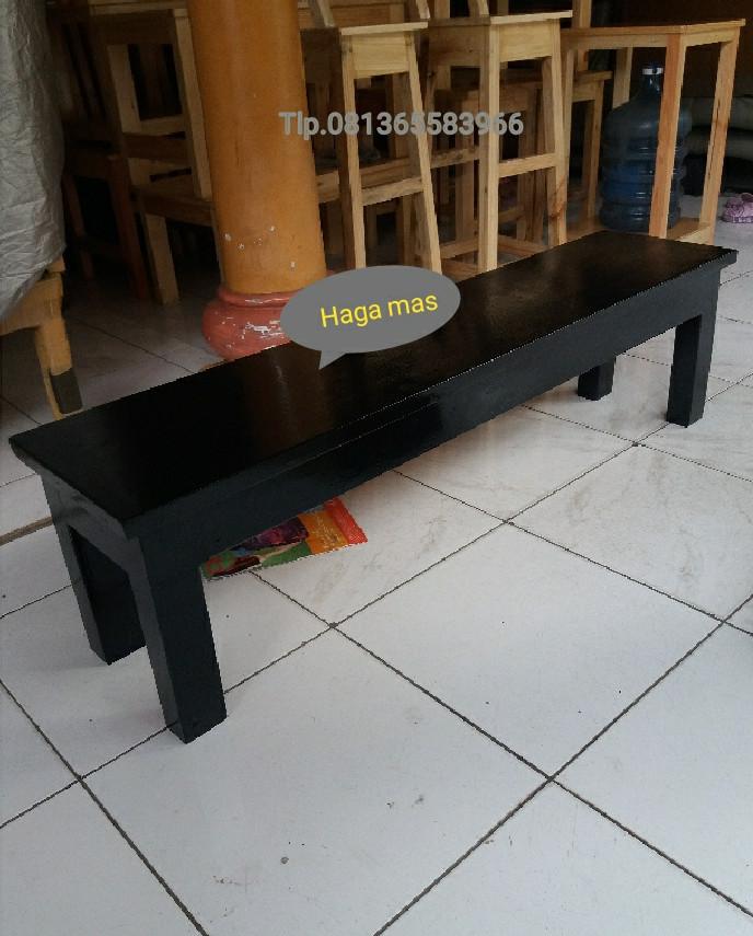 harga Bangku panjang / bangku kayu / kursi / kursi kayu jati / tempat duduk Tokopedia.com