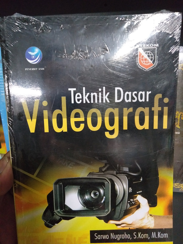 harga Teknik dasar videografi - sarwo nugroho Tokopedia.com