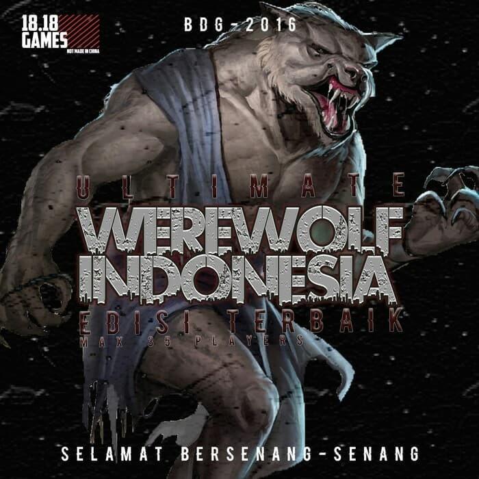 Karakter Game Werewolf