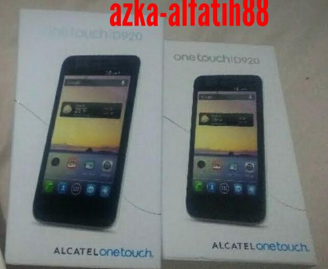harga Alcatel d920 - hp android murah dan baru Tokopedia.com