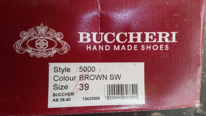 ... 39 harga Sepatu Pantofel Buccheri - Cokelat Muda 04b6bde6c6