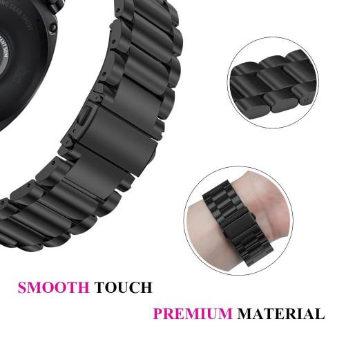 Jual Strap Stainless Steel Gear S4 Sport Samsung Smartwatch D T